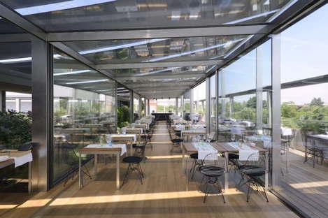 OBR Restaurant Terrazza Triennale Mailand