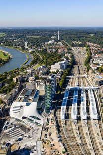 UNStudio Transfer Terminal Hauptbahnhof Arnhem
