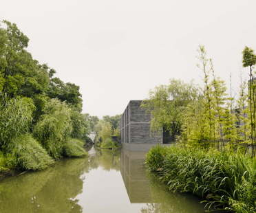 David Chipperfield Architects Xixi Wetland Estate Hangzhou China