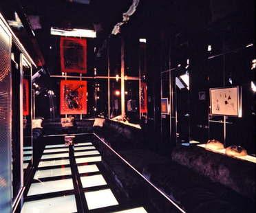 SpazioFMG Ausstellung Nanda Vigo Mailand
