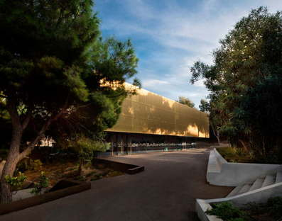 DDA Centre culturel Alb'Oru Bastia Korsika