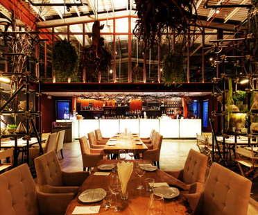 Bestes Restaurant der Welt Vivarium Thailandia von Hypothesis