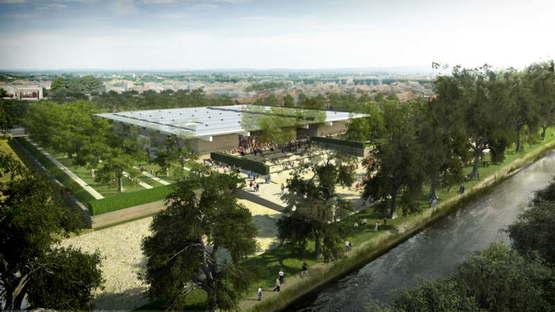 Beginn der Bauarbeiten für das Museum MuRéNA von Foster + Partners
