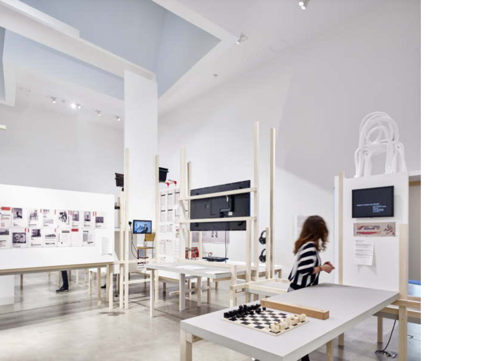 ausstellung vitra design museum das bauhaus. Black Bedroom Furniture Sets. Home Design Ideas