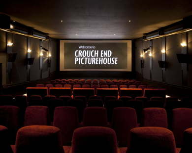 Panter Hudspith Architects Picturehouse Cinema London