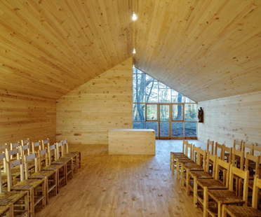 Ausstellung Sacral Space: spirituelle Architektur