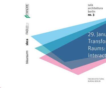 Workshop 2 Interactive Surfaces FAB Architectural Bureau Berlin