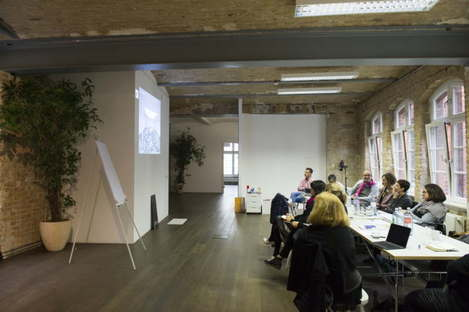 Workshop 2 Interactive Surfaces FAB Architectural Bureau Berlin