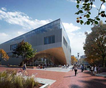 Das Snøhetta-Projekt für die Bibliothek der Temple University Philadelphia