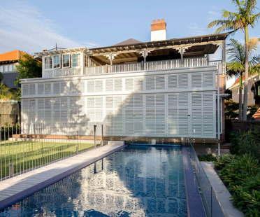 Luigi Rosselli Wohnhaus Heritage Treasure Chest Sydney
