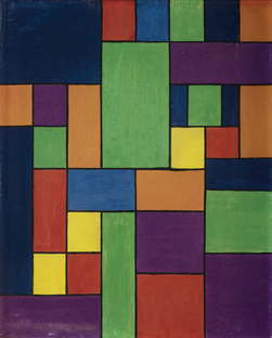 Theo van Doesburg A new expression of life, art and technology