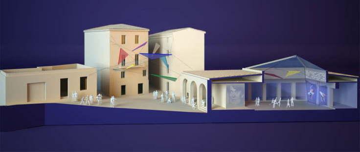 Die Piazza Faber, ein Projekt von Alvisi Kirimoto mit Renzo Piano, steht kurz vor der Einweihung