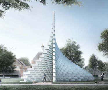 BIG präsentiert den Entwurf zum Serpentine Pavilion 2016