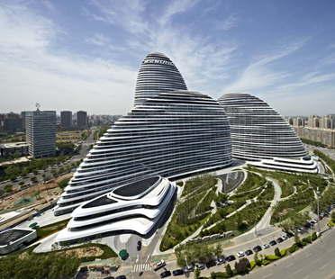 Die besten Hochhäuser von China CTBUH China Tall Building Award