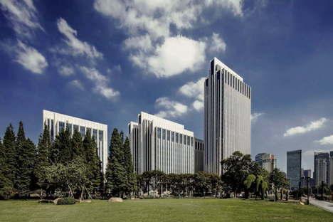Bund SOHO, Shanghai - von Gerkan, Marg and Partners Architects (gmp)