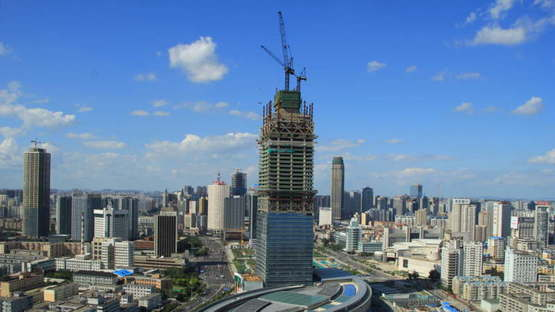 Hang Lung Plaza, Shanghai - China Construction Third Engineering Bureau Co., Ltd
