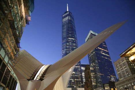 Calatrava The Oculus World Trade Center Transportation Hub