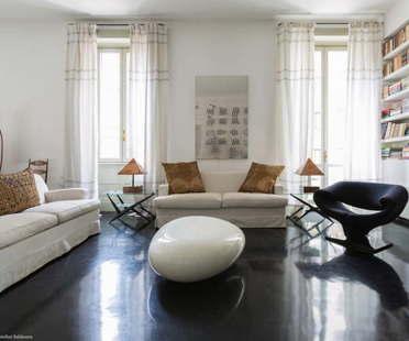Interni d'autore, progetti di interni residenziali