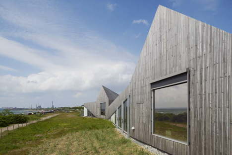 Dorte Mandrup Arkitekter gewinnt den Holzbaupreis Träpriset