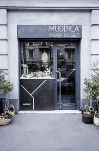 Sizilianisches Bistro Muddica von DiDeA in Mailand