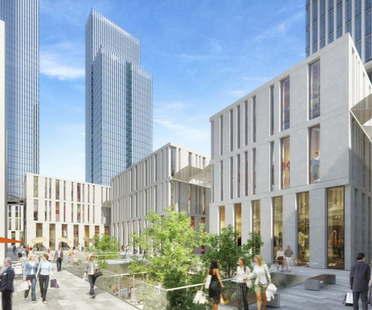 Gmp gewinnt die Ausschreibung für Nanjing Financial City II