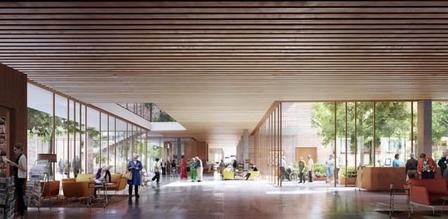 C.F. Møller Architects und Tredje Natur gewinnen Ausschreibung für Future Sølund