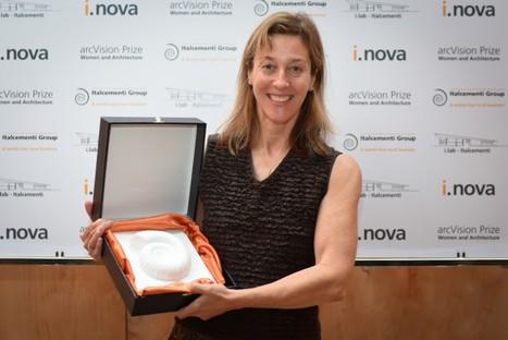 Jennifer Siegal gewinnt den arcVision Prize Women and Architecture