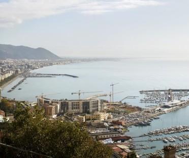 Zaha Hadid Architects Hafenterminal von Salerno