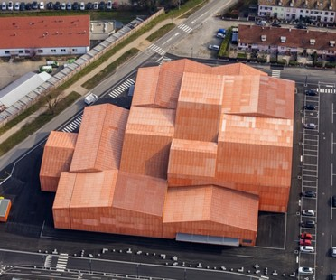 Manuelle Gautrand Architecture Le Forum Saint Louis