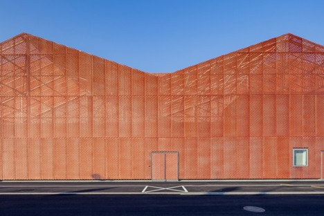 Manuelle Gautrand Architecture, photo by Guillaume Guerin