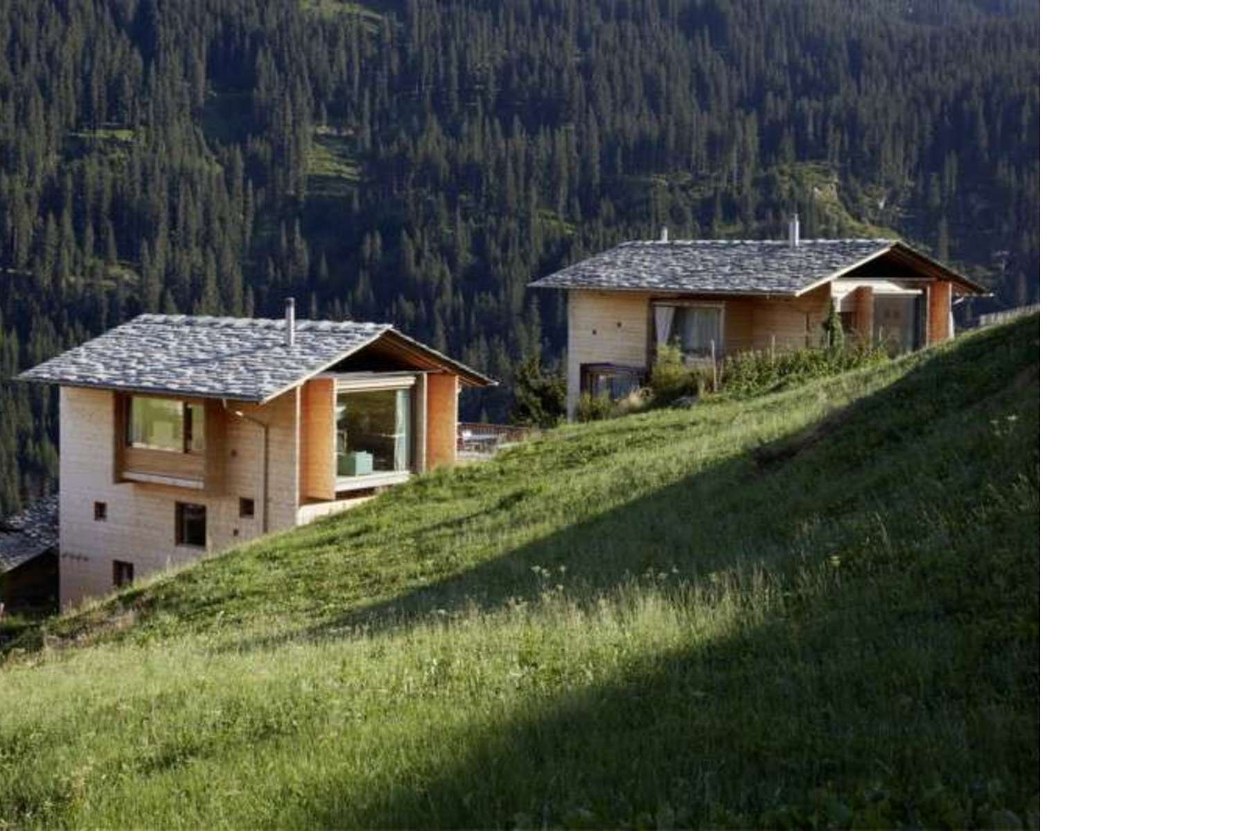 Peter Zumthor Tuermlihus Vacation Homes Leis Floornature