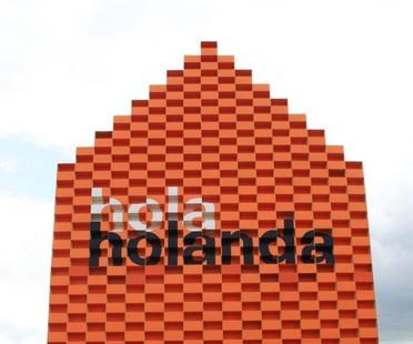 MVRDV Hola Holanda Pavillon FILBO Bogotá 2016