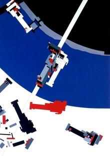 1976-77_Malevich's Tektonik_London
