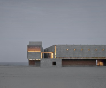 Vector Architects Seashore Library Bibliothek am Strand
