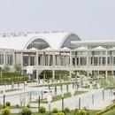 gmp Eröffnung Neue Messe Teheran