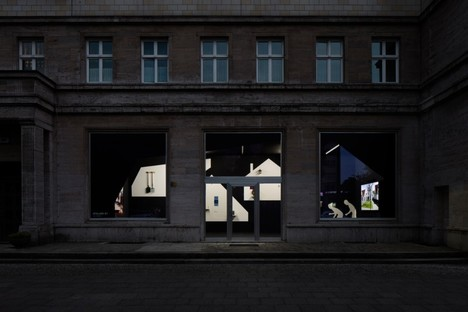 Ausstellung Atelier ST Mittendrin Architektur Galerie Berlin