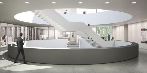 KAAN Architecten gewinnt den Wettbewerb für das New Amsterdam Courthouse