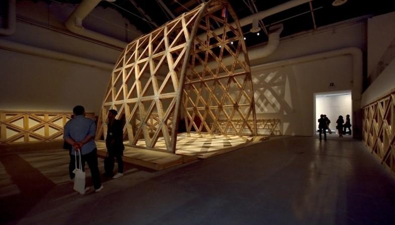 Gabinete de Arquitectura Goldener Löwe Biennale Venedig 2016