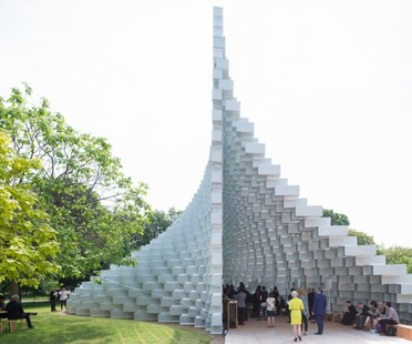 Der Serpentine Pavilion von BIG Bjarke Ingels Group
