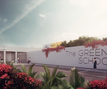 Carlo Ratti Associati The Greene School Florida