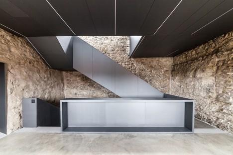 CN10 architetti Torre del Borgo Villa D'Adda Bergamo