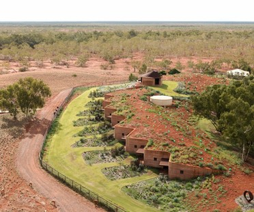 Luigi Rosselli Architects  The Great Wall of WA Terra Awards