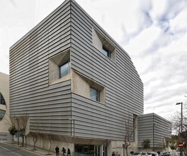 Paredes Pedrosa Arquitectos Stadtbücherei Ceuta