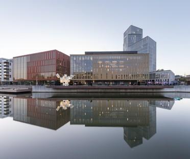 Schmidt Hammer Lassen Architects Malmö Live Kulturzentrum