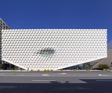Diller Scofidio + Renfro The Broad Los Angeles
