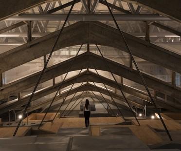 Vazio Cine Theatro Brasil Strukturelle Archäologie