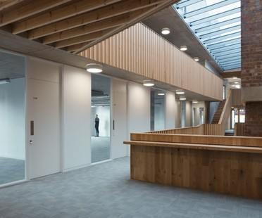 00 Architecture The Foundry Social Justice Centre London