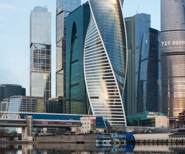 RMJM Evolution Tower Moskau