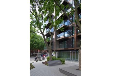 dRMM Architects Wohnanlage Trafalgar Place London