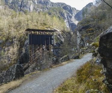 Peter Zumthor Allmannajuvet National Tourist Routes Norwegen
